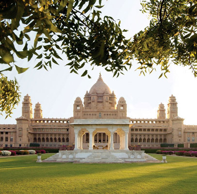 Royal Rajasthan with Taj